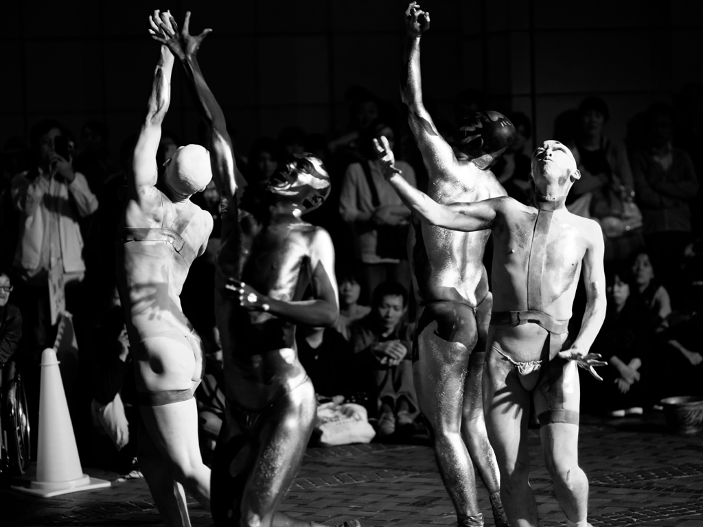 street performers #17