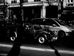 PARIS『citroen』