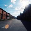赤レンガ倉庫地帯