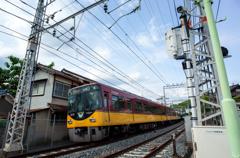 旧京阪道を往く
