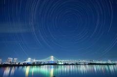 Tokyo bay Big clock