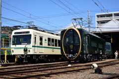 叡山電車「ひえい」試乗会3