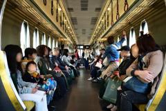 叡山電車「ひえい」試乗会7