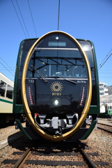 叡山電車「ひえい」試乗会5