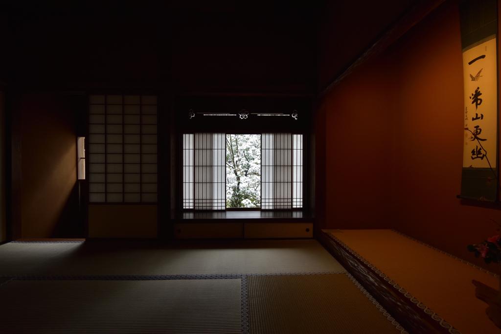 京・観・雪【高桐院】