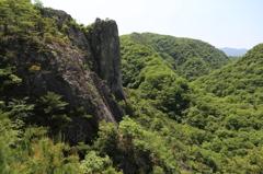 百丈岩絶景