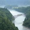 The Tadami River No.1 Bridge