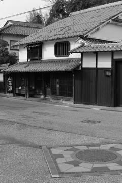 城垣醤油店