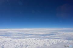 上空10000mから