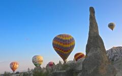 Balloon flight 8