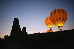 Balloon flight 4