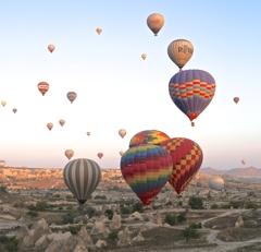Balloon flight 5