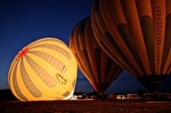 Balloon flight 2