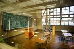のんのんびより 教室