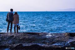 二人の海岸物語