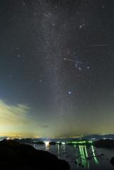 双子座流星群2018