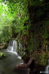 伏流水の滝Ⅱ