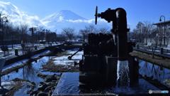 霊峰富士の天然水