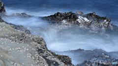 江の島海岸温泉。。