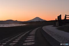 綺麗になった茅ヶ崎海岸