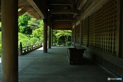 総欅造りの妙本寺