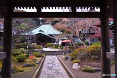 初参りの海蔵寺