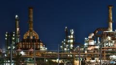 撮りたかった工場夜景