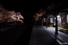 会津鉄道芦ノ牧温泉駅 2