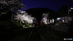 会津鉄道湯野上駅
