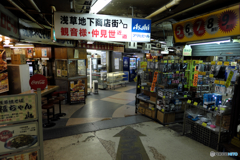 浅草地下商店街