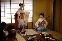 祇園に遊ぶ 3