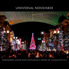 UNIVERSAL NOVEMBER