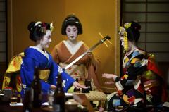 祇園に遊ぶ 2