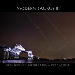 MODERN SAURUS II