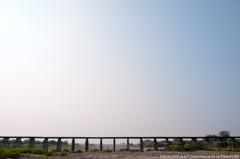 木津川流れ橋 1