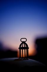 a birdcage