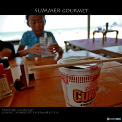 SUMMER GOURMET
