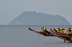 琵琶湖の夏の戦い