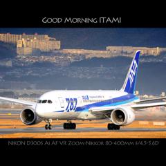 Good Morning ITAMI