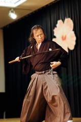日本古武道演舞