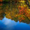 澄み渡る秋