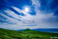 初夏の米塚 #2