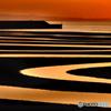 真玉海岸の夕景(4)