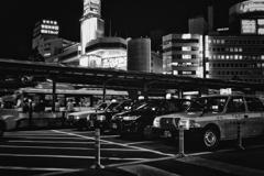 客待ちタクシー (3)