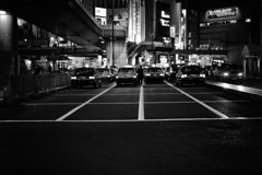 客待ちタクシー #6