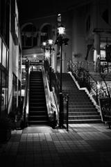 夜の街角 (3)