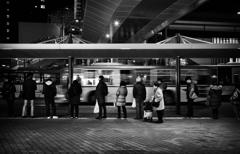 waiting line #6