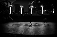 光と影のステージ