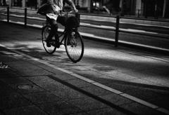 街角自転車 #79