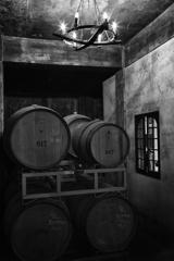 an old wine cellar
